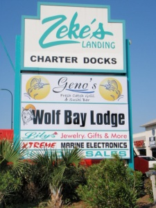 zekes marina orange beach alabama