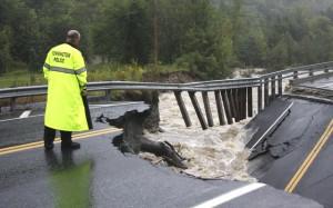 Vermont's extreme weather
