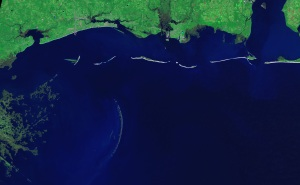 Mississippi Barrier Islands