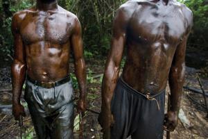 Nigeria oil spills