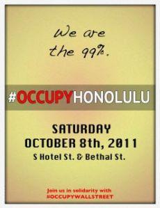 Occupy Honolulu