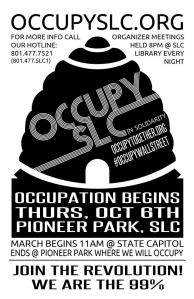 Occupy Salt Lake City