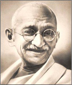 Gandhi's Wings