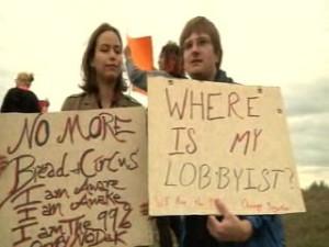 Occupy Bismarck Mandan