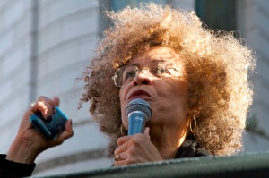 Angela_Davis Occupy Oakland Shuts Down Port of Oakland