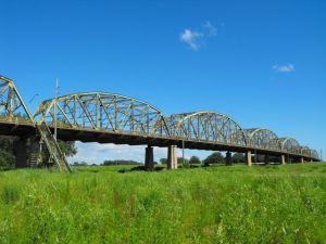 Frogsville 9 span bridge