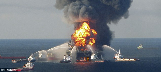 BP Criminal Charges Largest Fine In History